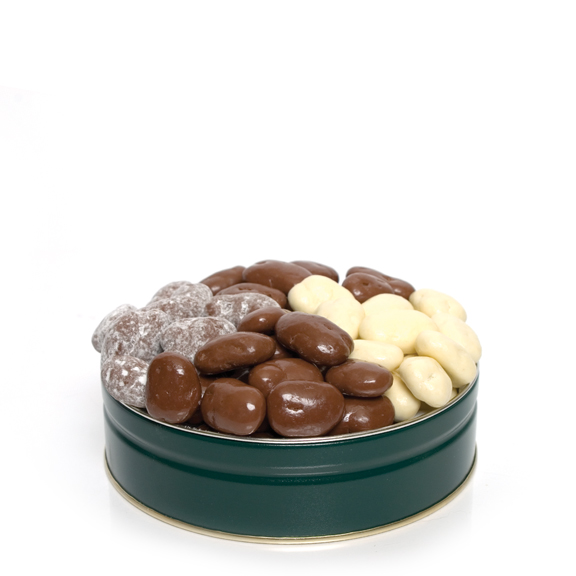 2 lb. Gift Tin with 4 Flavors