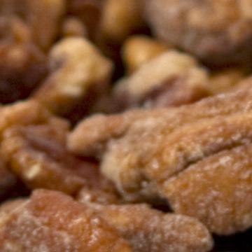 Sweet Cinnamon Pecans
